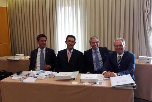 Professores da FMUC Francisco do Vale e Manuel Marques Ferreira integram júri de candidatos a especialistas em Ortodontia pela Ordem dos Médicos Dentistas (OMD)