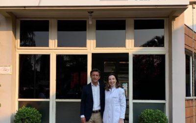 Prof. Francisco Vale deu aula no Hospital de Reabilitação de Anomalias Craniofaciais da Universidade de São Paulo